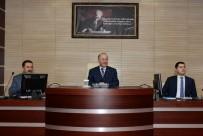 SEYFETTIN AZIZOĞLU - Erzurum'da 2017 Yılı 1. Koordinasyon Toplantısı Yapıldı