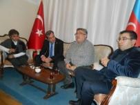 SOVYETLER BIRLIĞI - Eskişehir Azerbaycanlılar Derneği'nden Bakü'de Yapılan Katliamın 27'Nci Yılı Anısına Söyleşi