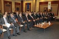 ŞANLIURFA VALİSİ - Eyyübiye Belediye Başkanı Mehmet Ekinci Açıklaması