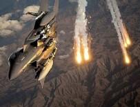 TERÖR OPERASYONU - Fırat Kalkanı'nda 182 hedef vuruldu
