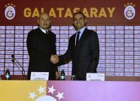 E-TİCARET - Galatasaray'a Yeni Sponsor