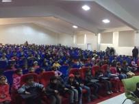 ÜNAL KOÇ - Gercüş'te Öğrencilere Yönelik Tiyatro Oyunu Sahnelendi