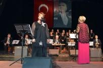 TÜRK MÜZİĞİ - 'Gönülden Dile Şarkılar' Konseri İlgi Gördü