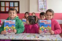 GÖZ MUAYENESİ - Hasköy'de Minik Öğrencilere Diş Taraması