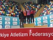 İSMAIL ÇIÇEK - Hatay Büyükşehir Belediyesi Atletlerinin Başarısı