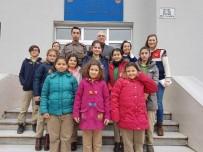 TÜRKÇE ÖĞRETMENI - İlkokul Öğrencilerinden Güvenlik Güçlerine Ziyaret