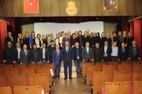 MESLEK EĞİTİMİ - İNESMEK'te 400 Kursiyer Sertifika Aldı