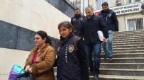 CADDEBOSTAN - İşadamı Jak Levi Cinayeti İle İlgili Gözaltına Alınan 2 Şüpheli Adliyeye Sevk Edildi