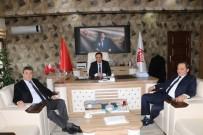 ŞANLIURFA VALİSİ - İslam Emiroğlu Harran Konaklama Tesisini Ziyaret Etti