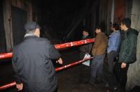 TARİHİ BİNA - İzmir'de Metruk Çöktü, Facianın Eşiğinden Dönüldü