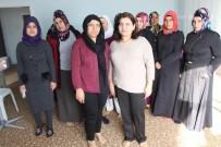 AHMET AYDIN - Kadın STK'lardan TBMM Başkanvekili Aydın'a Destek