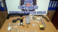 METAMFETAMİN - Kayseri'de Uyuşturucu Operasyonu