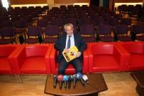 SPOR KOMPLEKSİ - Kayserispor'da Olağanüstü Genel Kurul Ertelendi