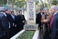 KAZANCı BEDIH - Kazancı Bedih Mezarı Başında Anıldı