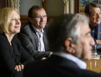 KUZEY KIBRIS - Kıbrıs müzakerelerinde 'Beşli Konferans' başladı