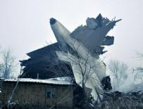 İHSAN KOCA - Kırgızistan'da düşen uçağın kara kutuları incelenecek