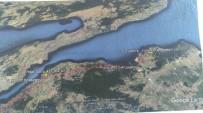 KAMULAŞTIRMA - Lapseki'de Doğal Gaz Döşeme Çalışmaları Başlıyor
