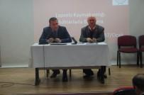 TAHIR ŞAHIN - Lapseki'de İstişare Toplantıları