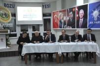 YEŞILKENT - Mahalle Buluşmaları Yenidoğan Mahallesi'nde Başladı