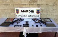 Mardin'de PKK Operasyonu Açıklaması 4 Gözaltı