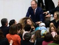 ŞAFAK PAVEY - Meclis'te kavga!