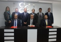 ÖĞRETİM ÜYESİ - MHP Ankara İl Başkanı Çetinkaya, Trafik Çalıştayı'nın Sonuç Bildirgesini Açıklandı