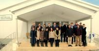AHMET YESEVI - Müdür Ceylani'den Okullara Ziyaret