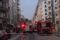 PAMUKKALE - Müftülüğün Personel Binasında Korkutan Yangın