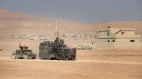 ZIRHLI ARAÇLAR - Musul'da İki Koldan Dev Operasyon Başladı