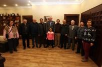 ODUNPAZARI - Odunpazarı Kent Konseyi 75. Yıl Mahalle Meclisi, Başkan Kurt'u Ziyaret Etti