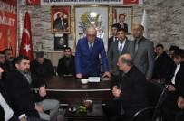 KıZıLAY - Osmanlı Ocakları Bulanık İlçe Başkanlığı Açıldı