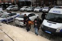 HIRSIZLIK ZANLISI - Otomobil Hırsızlığından 5 Kişi Gözaltına Alındı
