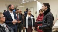 HASTANE YÖNETİMİ - Sağlık-Sen'den Bursa'daki Rehin Alma Olayına Tepki