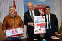 SAMSUNSPOR - Samsunspor'dan Piyango Çekilişi