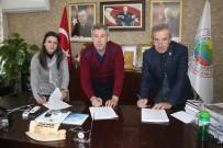 HAKKANIYET - Sarıcakaya'da Toplu Sözleşme Sevinci