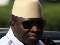 ASKERİ MÜDAHALE - Senegal ordusu Gambiya'ya girdi