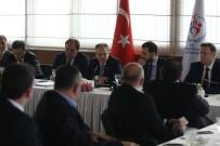 GENÇLİK VE SPOR BAKANI - Spor Bakanı Kulüp Başkanlarıyla Bir Araya Geldi
