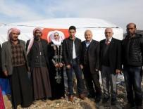 TARIM ARAZİSİ - Suriyeli Çifte Hayırsever Düğünü