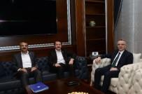 TOPLU SÖZLEŞME - Talep Ve Beklentiler Maliye Bakanı Ağbal'a İletildi