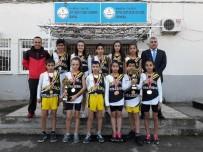 BEDEN EĞİTİMİ ÖĞRETMENİ - Taytanlı Öğrenciler Krosta Manisa Şampiyonu Oldu
