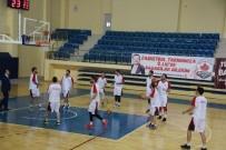 BASKETBOL KULÜBÜ - TB2L Temsilcisi Bilecik Belediyesi Basketbol Kulübü, Çankırı Demir Maçının Hazırlıklarını Sürdürüyor