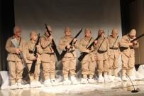 İMAM HATİP ORTAOKULU - Tosya'da Şehitleri Anma Programı Düzenlendi