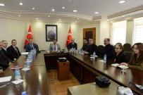 OSMAN KAYMAK - Tunceli Valisi, Belediye Başkanvekili Olarak Göreve Başladı