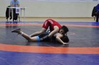 AVRUPA ŞAMPİYONU - Türkiye Kadınlar Güreş Şampiyonası Afyonkarahisar'da Başladı
