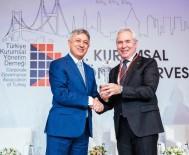 AHMET DÖRDÜNCÜ - Türkiye Kurumsal Yönetim Derneği'nin 'Zirve' Ödülü Sahibini Buldu