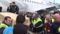 ATAKÖY - Uçak Kazasında Ölenlerin Cenazeleri Türkiye'ye Getirildi