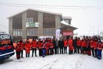 SEL AFETI - UMKE Bölge Eğitimi Zigana'da Yapıldı