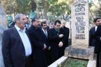 KAZANCı BEDIH - Ünlü Gazelhan Kazancı Bedih Mezarı Başında Anıldı