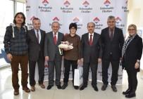 TÜRKİYE BİRİNCİSİ - Vali Aktaş, TEOG Türkiye Birincisini Ödüllendirdi