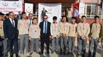 ANADOLU İMAM HATİP LİSESİ - Vali Çataklı Bisiklet Dağıtım Törenine Katıldı